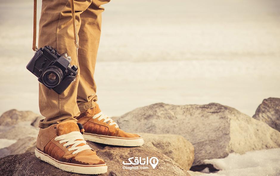 عکاسی کردن در سفر - نکات سفر