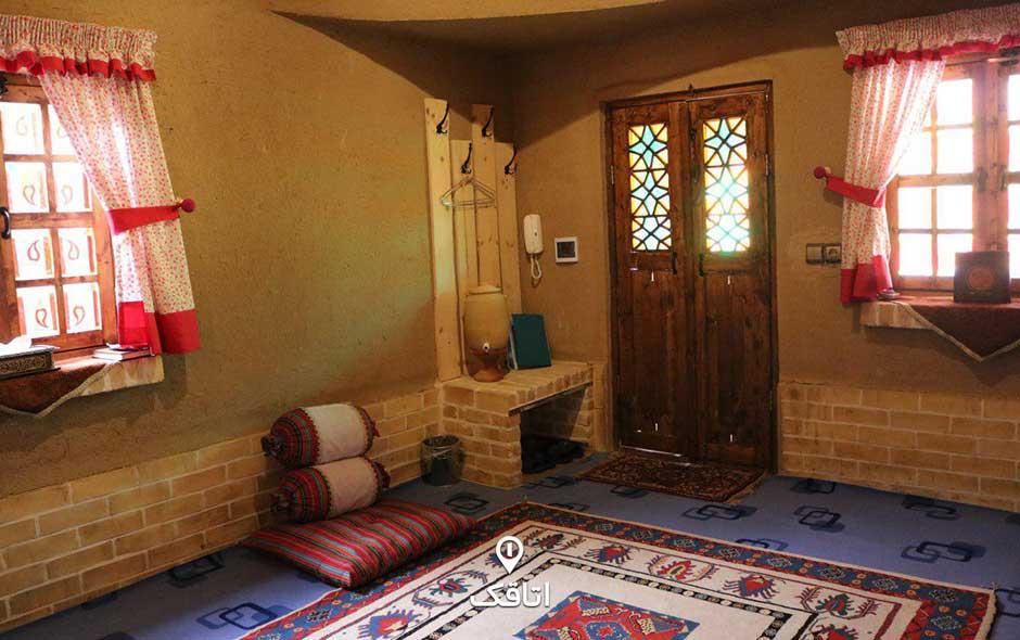 اقامتگاه عمو مش رضا
