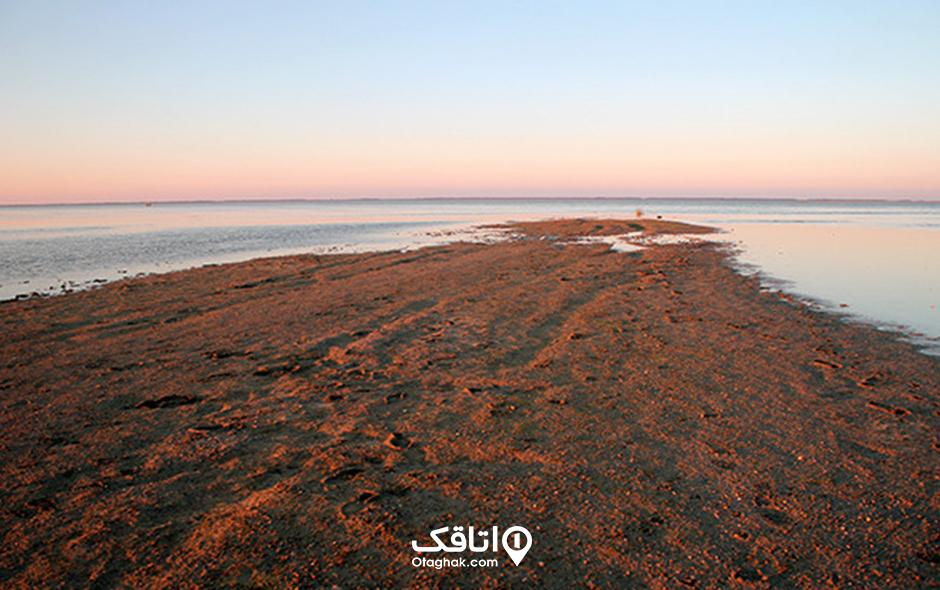 دریای چهار فصل یا دریای آرام