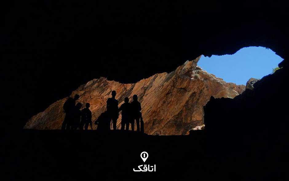 غار رودافشان 01