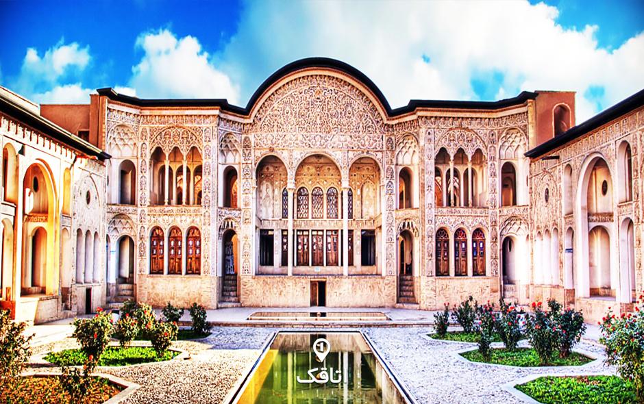 خانه تاریخی طباطبایی ها