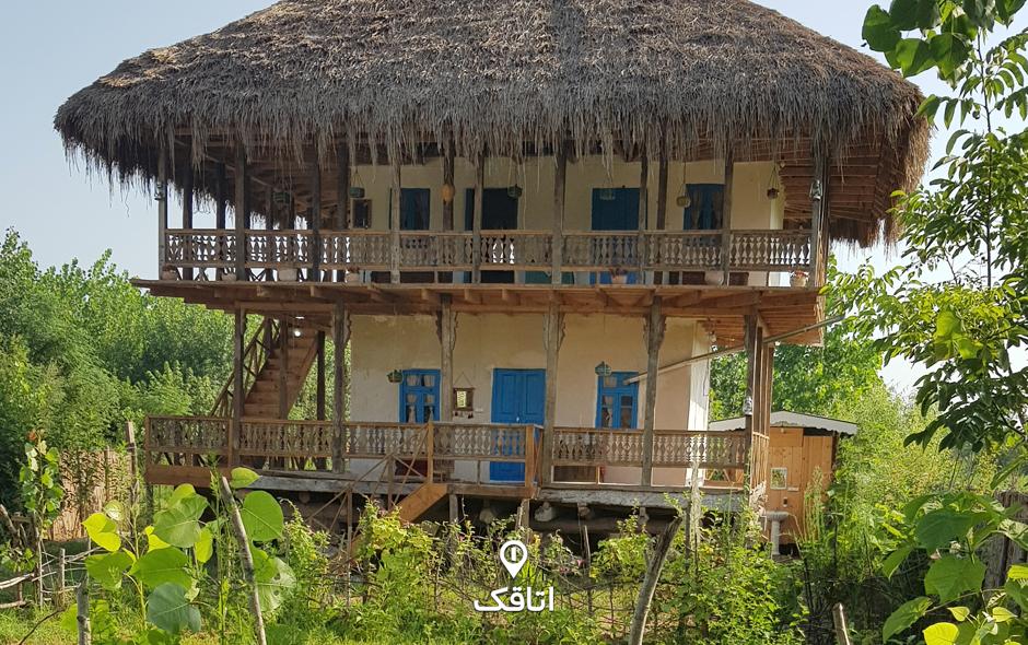 اقامتگاه بومگردی لوتکا 08