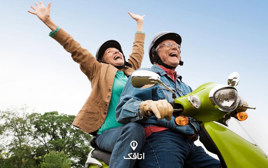 سفر با سالمندان 01