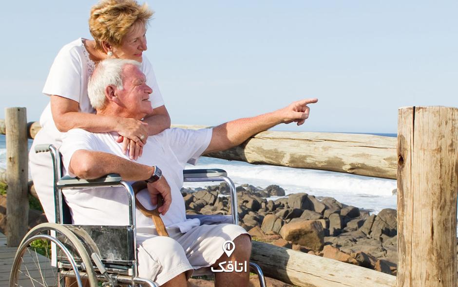 سفر با سالمندان 03