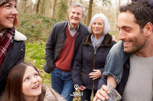 راهنمای سفر با سالمندان | سفری دلچسب با والدین
