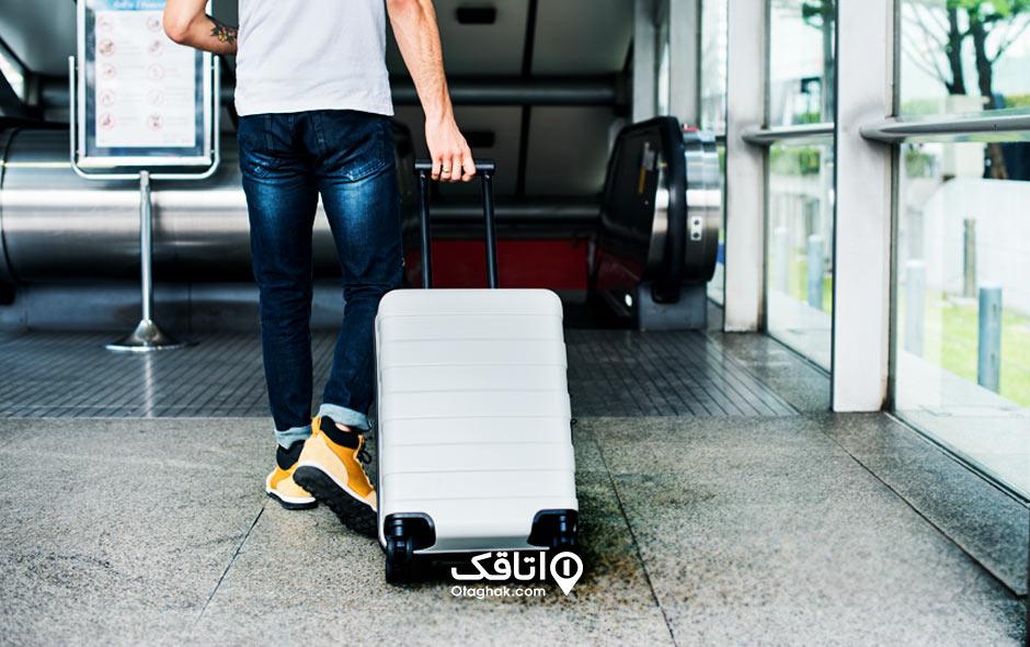 چمدان ۴