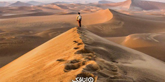 بهترین کویرهای ایران برای سفر