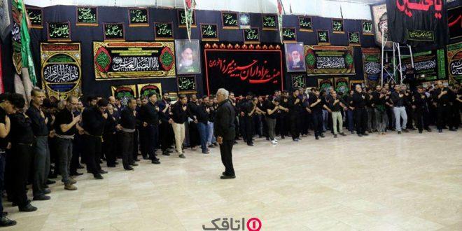 محرم در بوشهر گزارش اختصاصی اتاقک