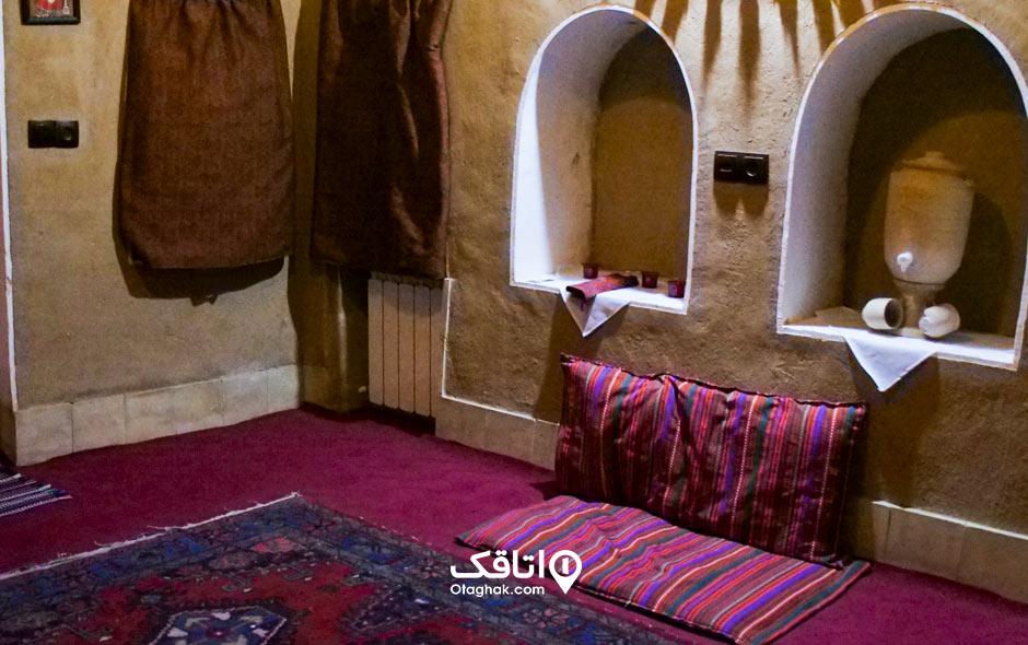 اقامتگاه سرای صالح برزک