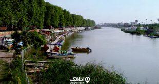 مکان های گردشگری و جاذبه های توریستی و تفریحی بابلسر
