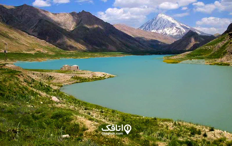 جاذبه گردشگری دریاچه سد دریوک