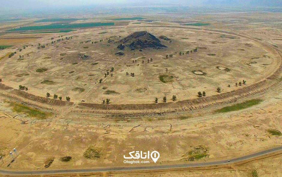 معرفی شهر داراب