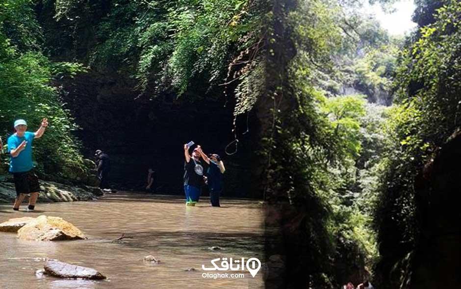 پارک جنگلی خرماچال عباس آباد