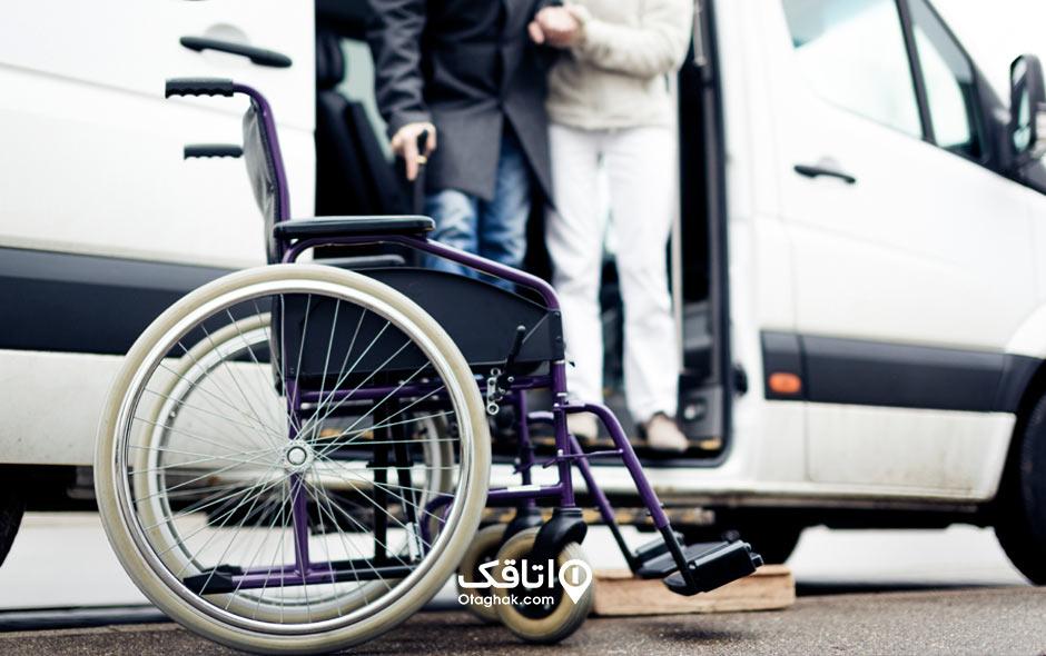 سفر با معلولین 01