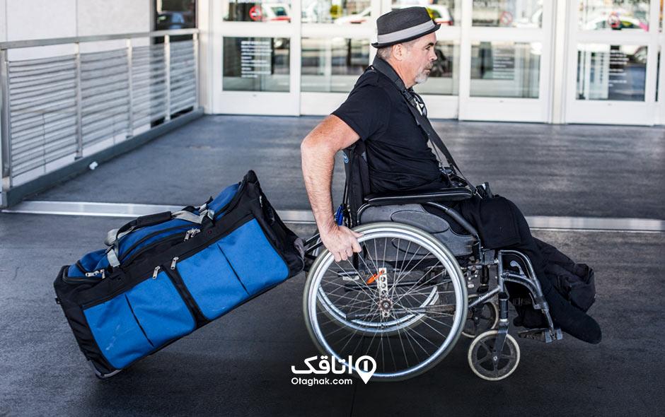 سفر با معلولین 04