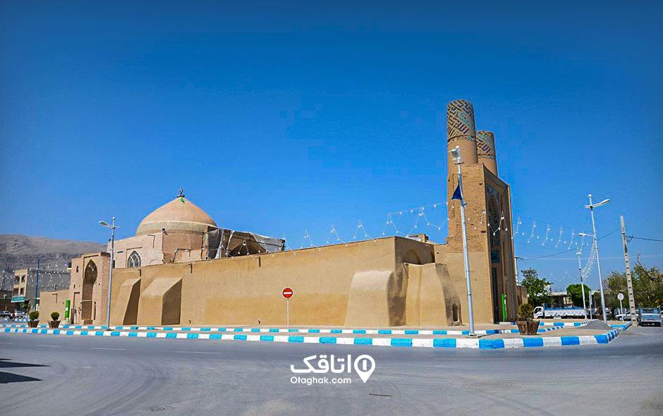 جاذبه توریستی مسجد جامع اشترجان