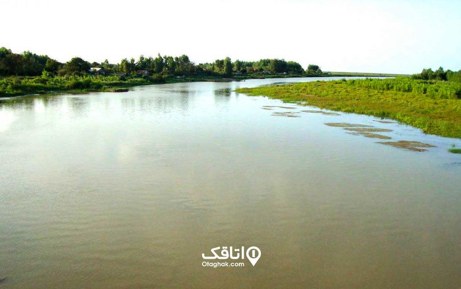 جاذبه توریستی و تفریحی رودخانه سپیدرود