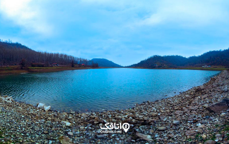 جاذبه توریستی و تفریحی دریاچه سراگاه