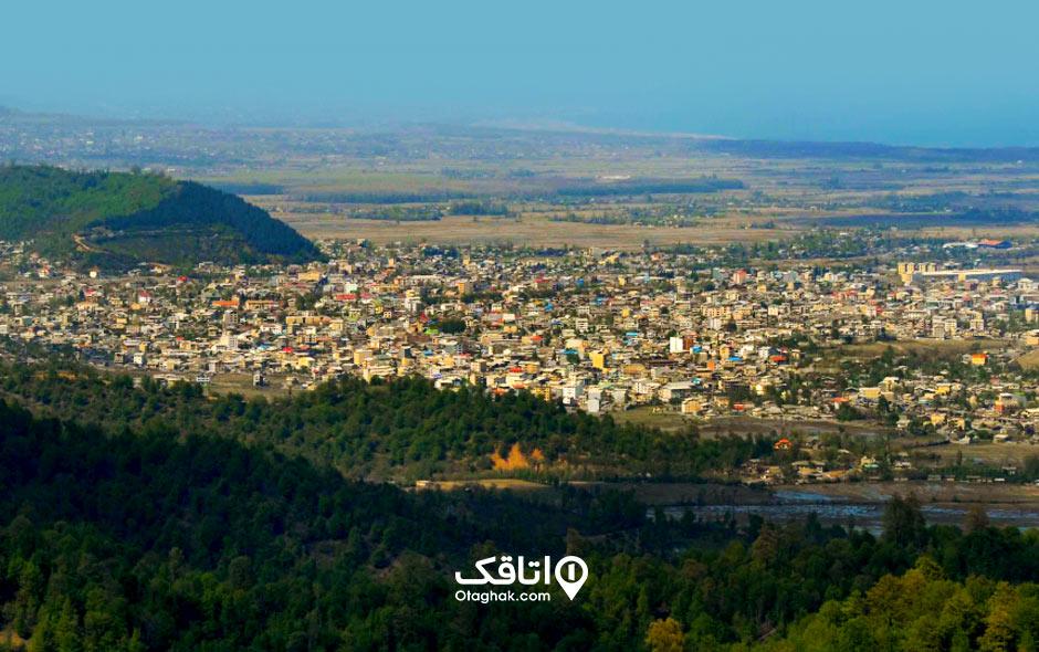معرفی شهر تالش