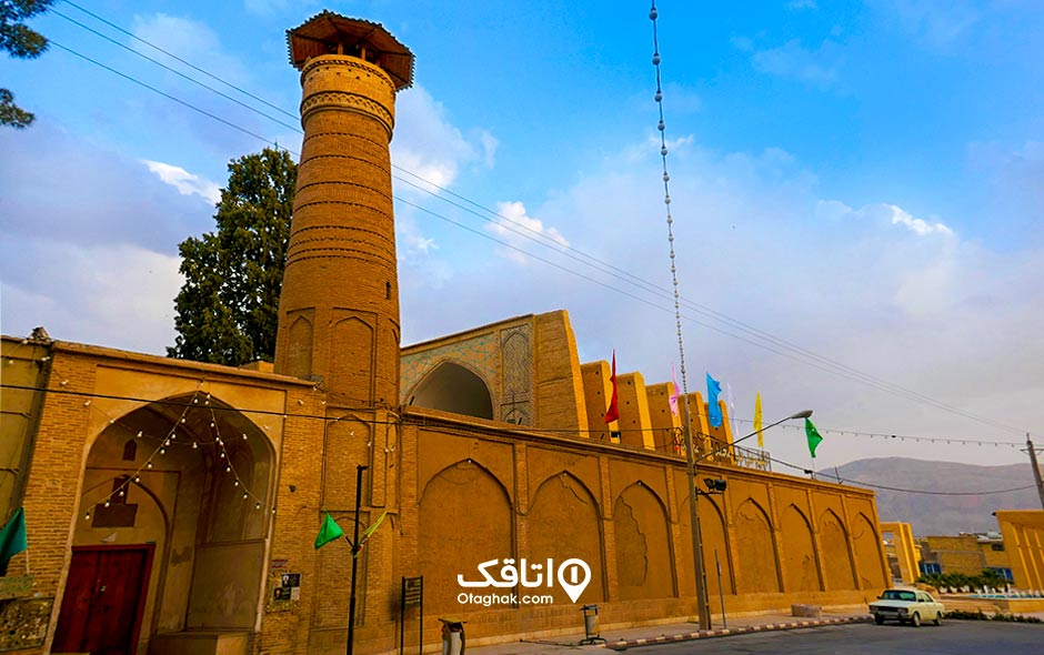 جاذبه توریستی مسجد جامع کبیر