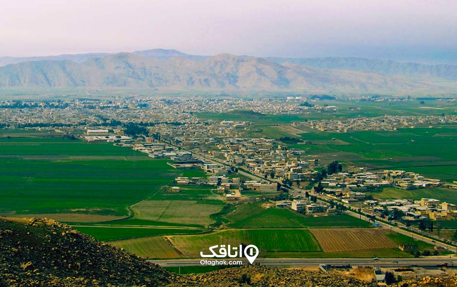 جاذبه های گردشگری شهرستان ممسنی