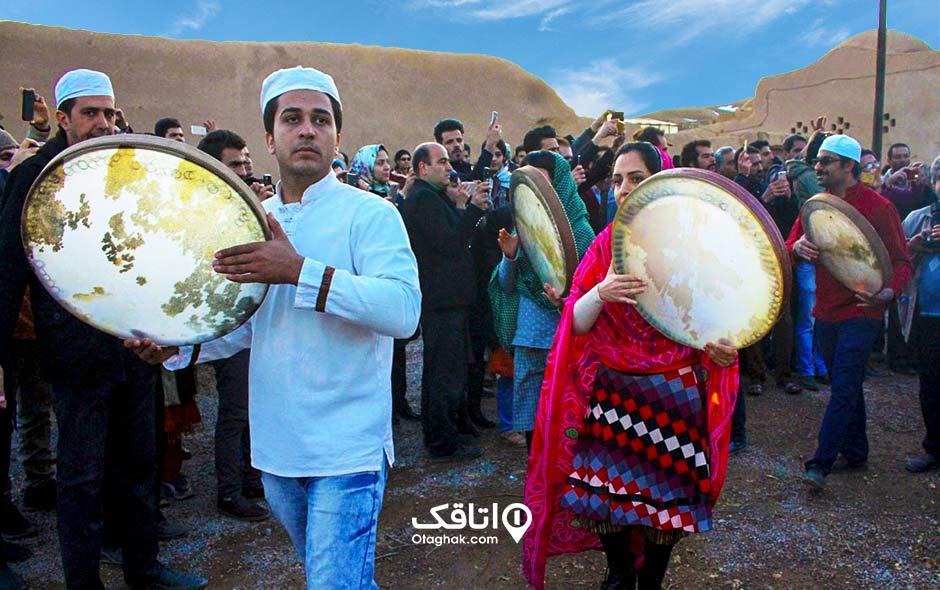 آداب و رسوم جشن سده