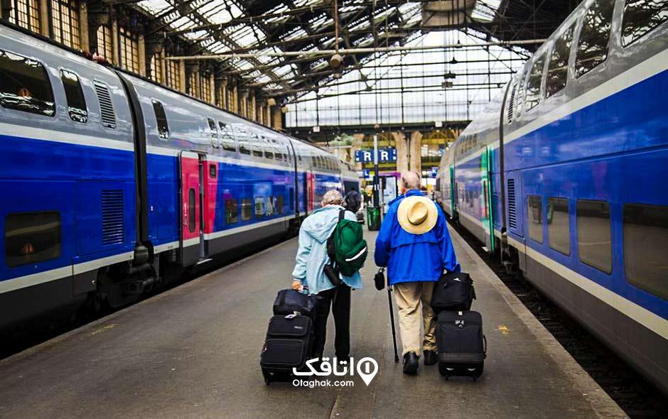 نکات مهم در سفر با قطار