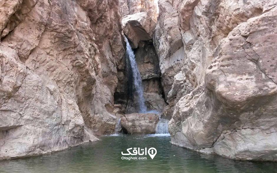 آبشار حکیم باشی کازرون شیراز