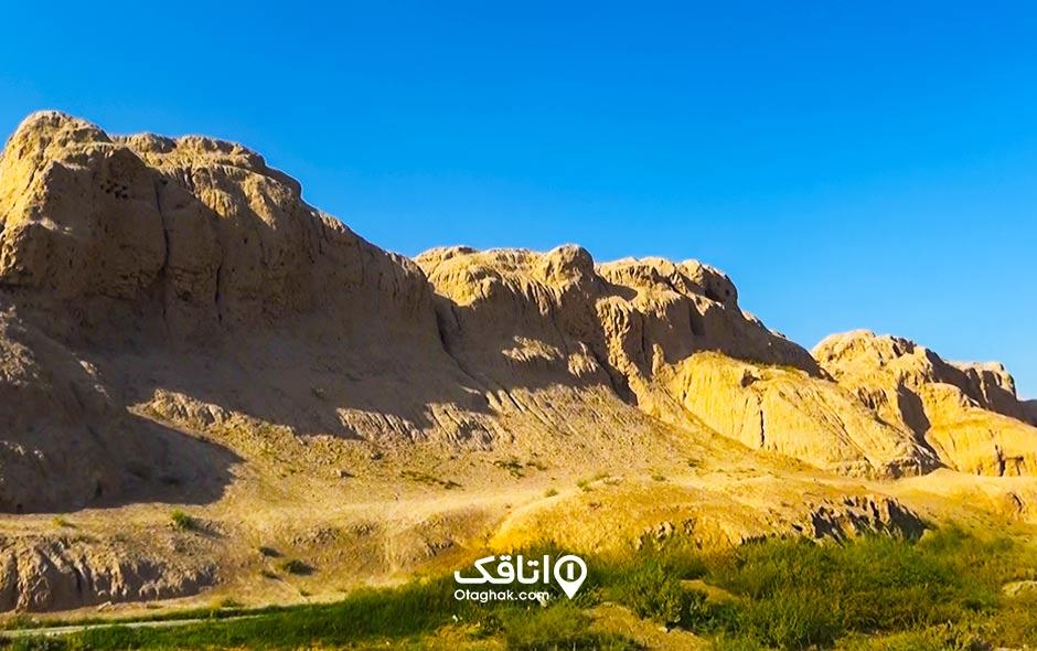 آثار تاریخی شهر ری
