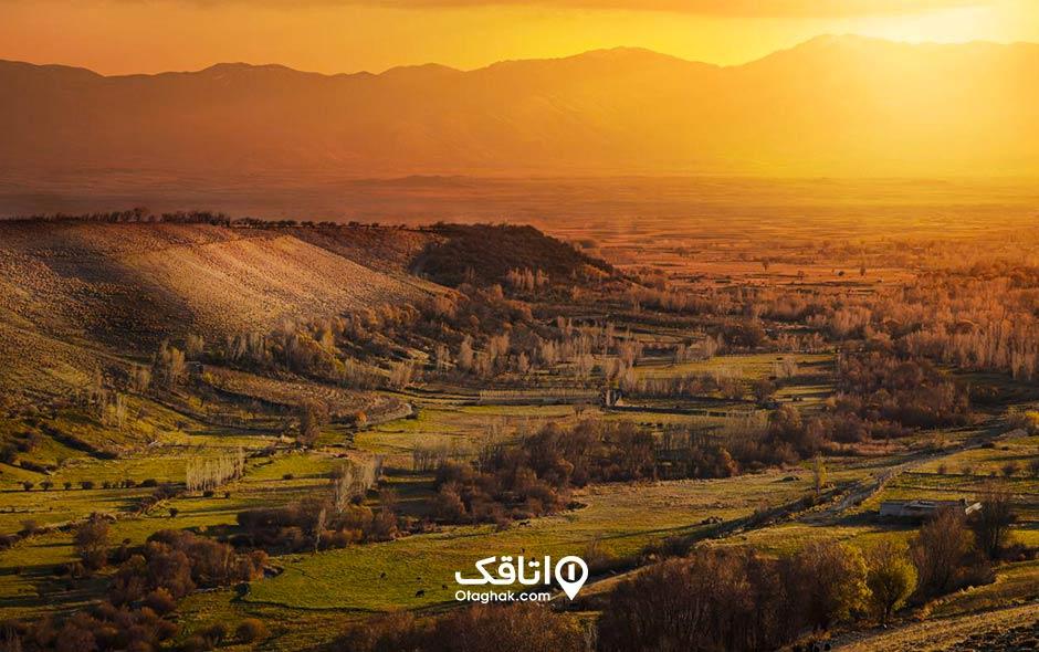 روستای آغمیون