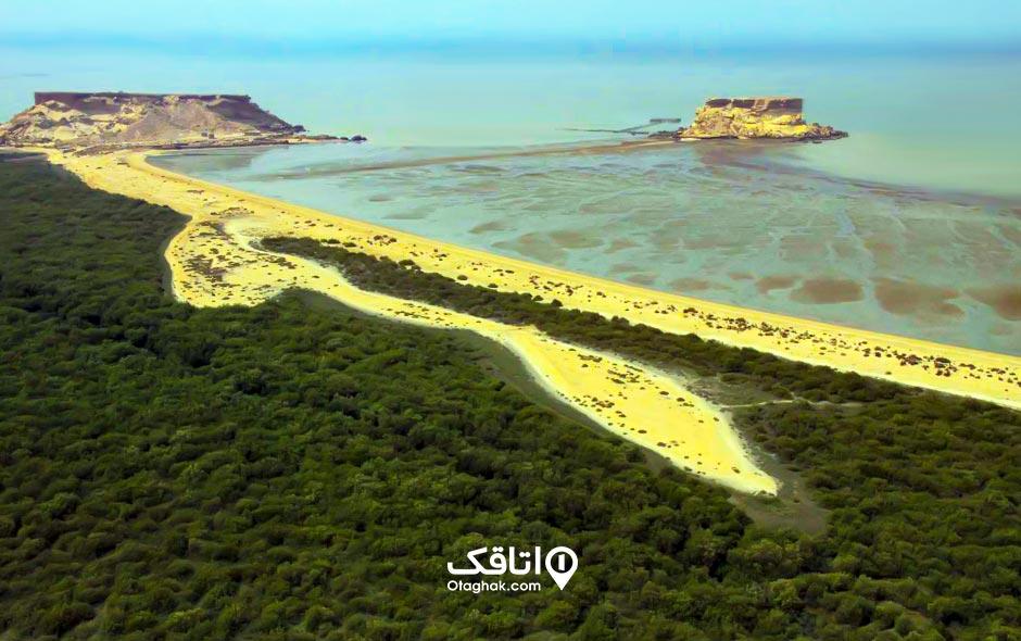 جاهای دیدنی جزیره قشم