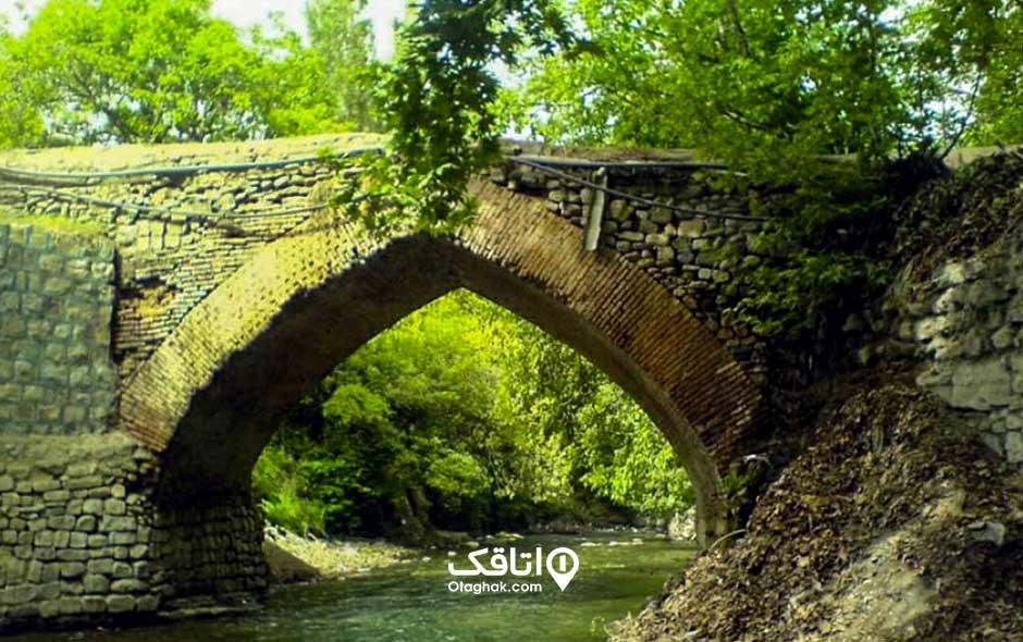 پل تاریخی برغان