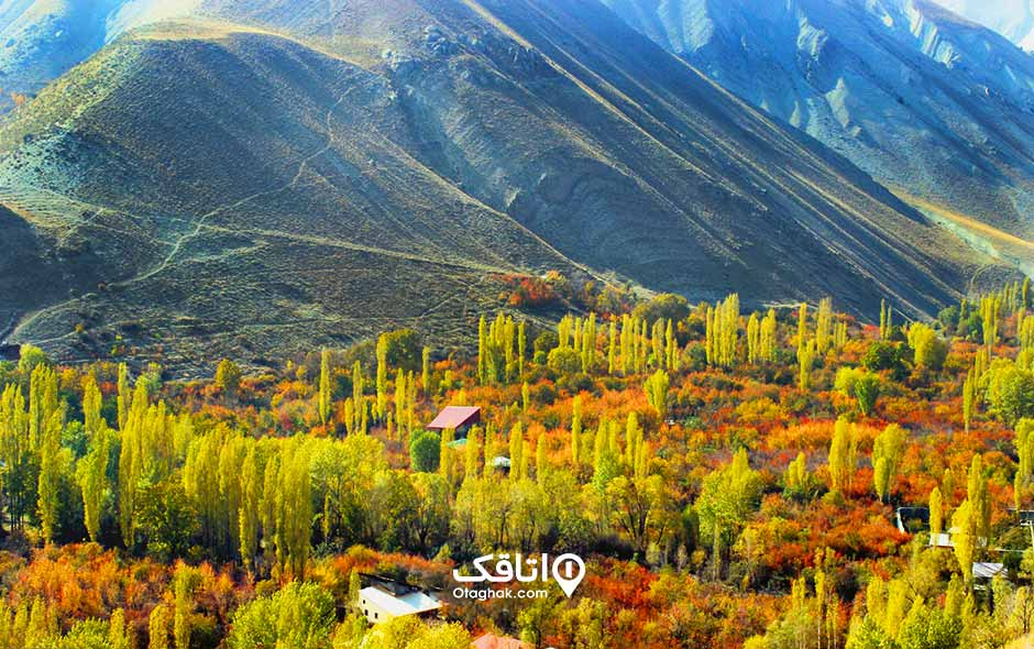 روستای شهرستانک کرج