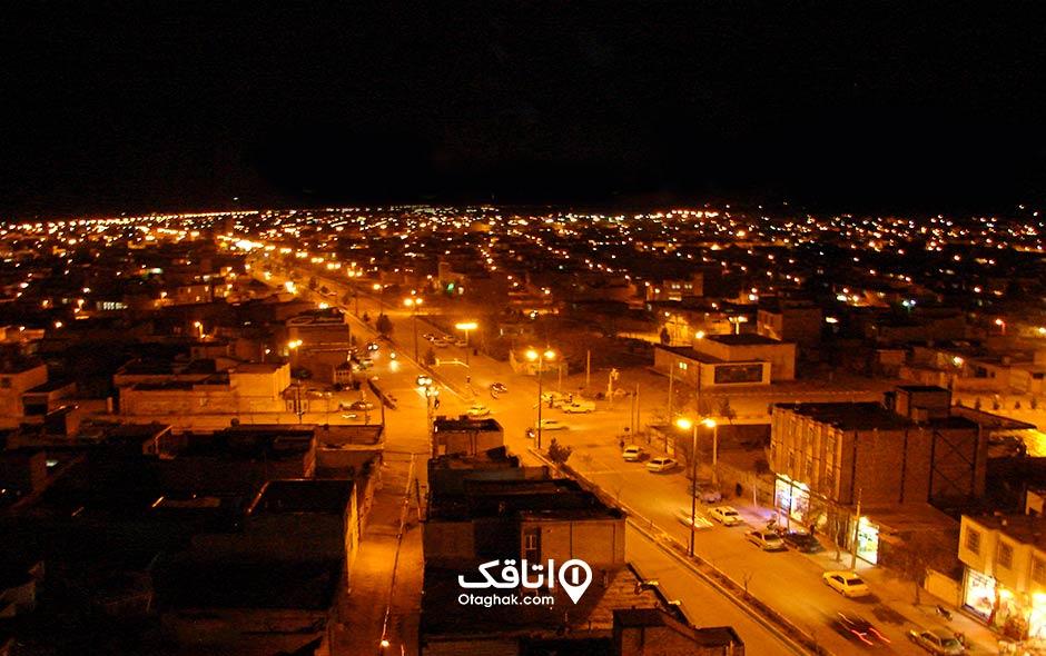 شهر تاکستان
