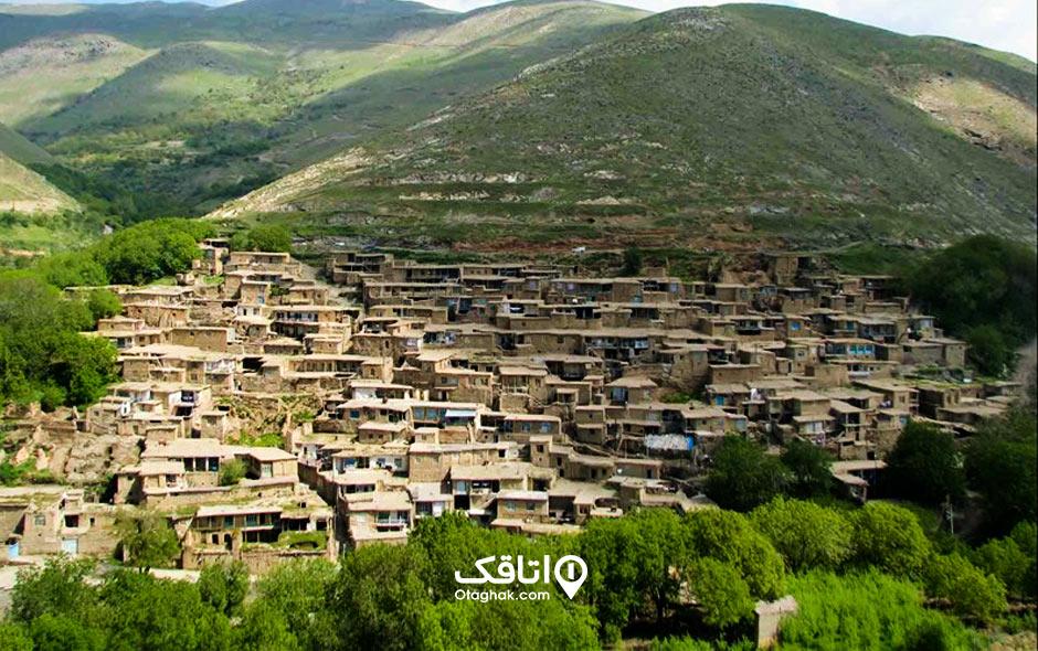 روستای ملحمدره