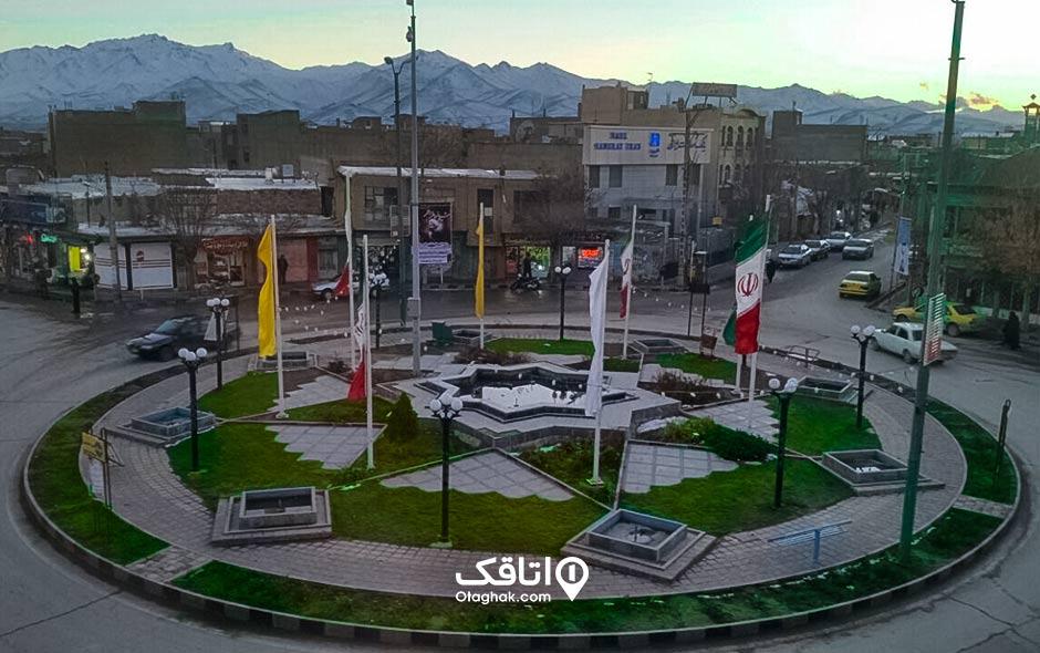 شهرستان بهار