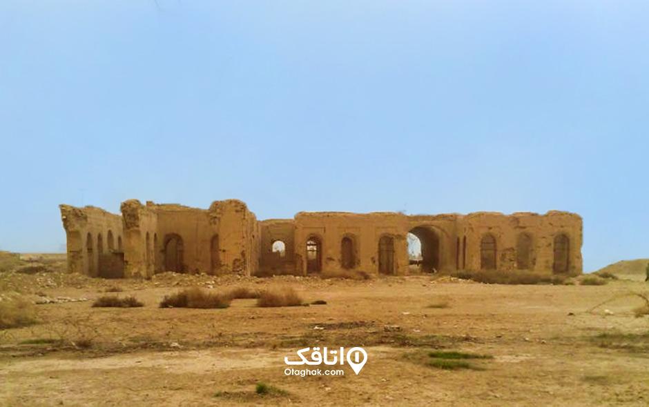 قصر فیلیه مکان های دیدنی خرمشهر