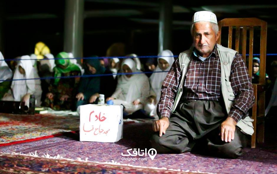 شب های قدر در کردستان