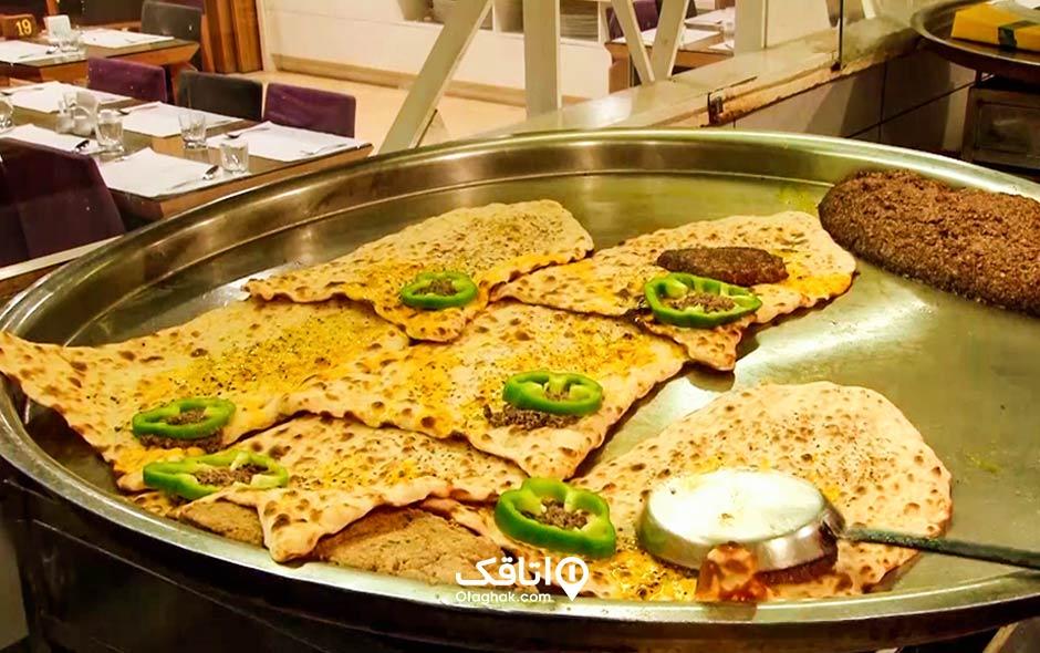 غذای محلی اصفهان