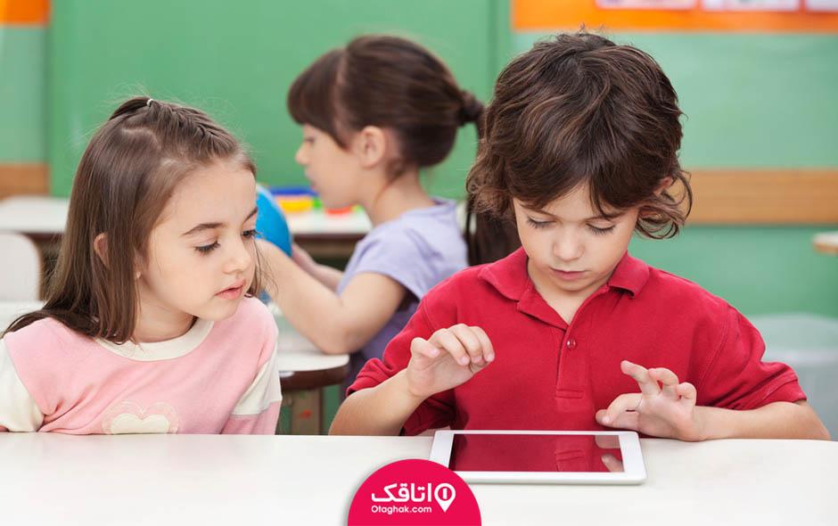 آموزش و یادگیری در شبکههای مجازی