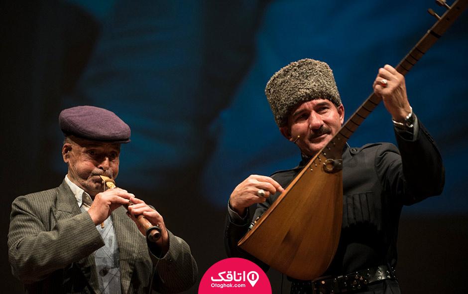 موسیقی اصیل آذربایجان