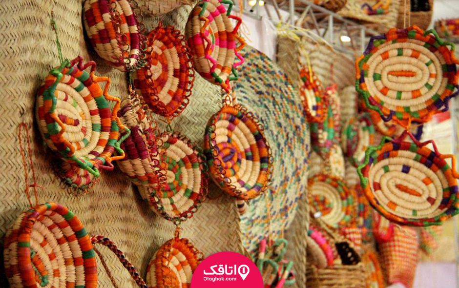 صنایع دستی قدیمی استان بوشهر