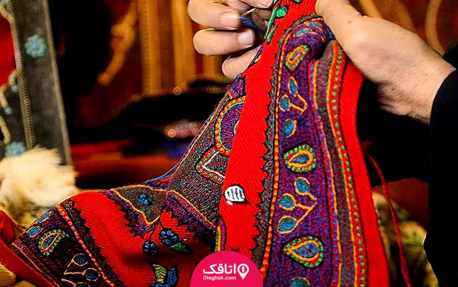 صنایع دستی استان اردبیل