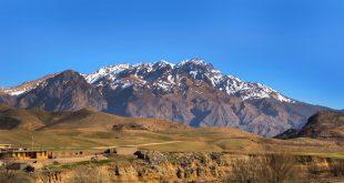 بلندترین کوه های ایران