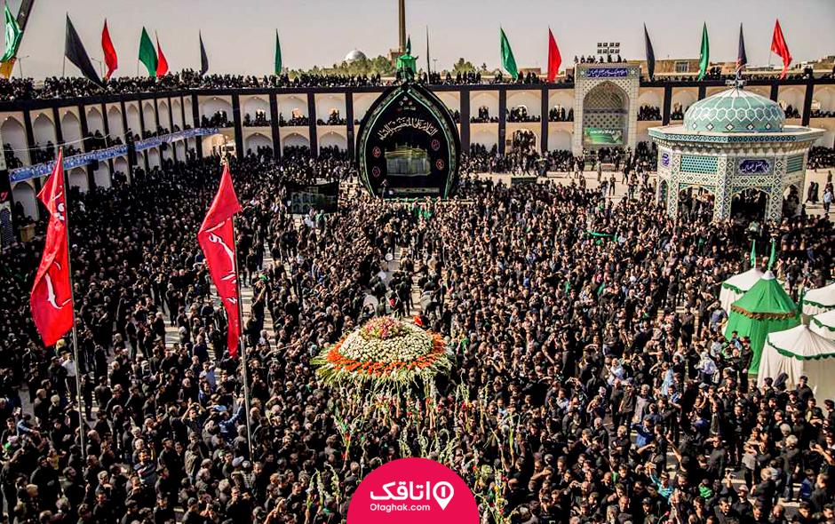 استان یزد در ماه محرم