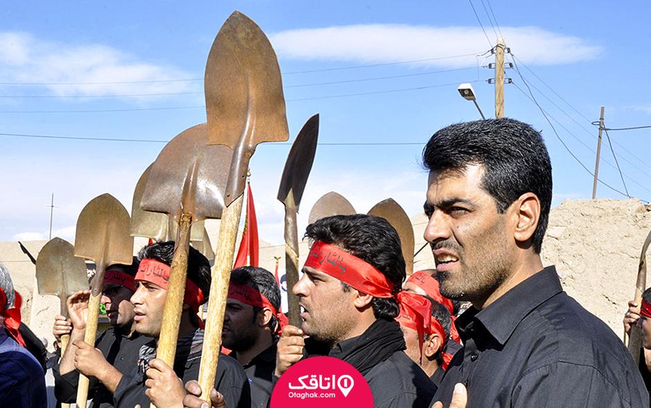 آداب و رسوم مردم در بیرجند در ماه محرم