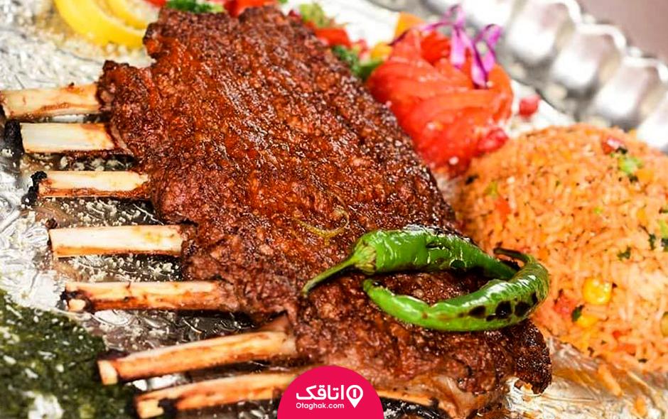 کباب دنده کرمانشاه