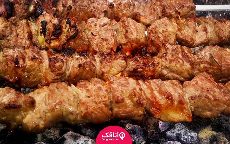 کباب رشتی کباب ایرانی