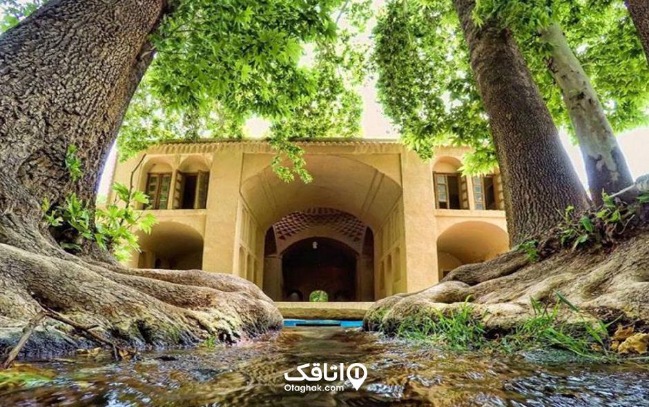 قنات حسن آباد مهریز
