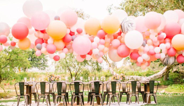 راهنمای اجاره سالن برای جشن تولد